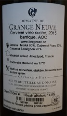 Bergerac rouge AOC barrique 2015 (7)
